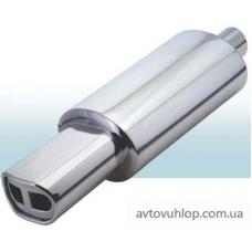 Прямоточний глушник CarEx YFX-0679