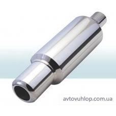 Прямоточный глушитель CarEx YFX-0684