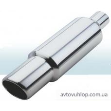 Прямоточный глушитель CarEx YFX-0707