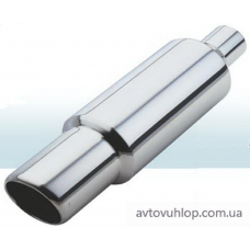 Прямоточний глушник CarEx YFX-0707