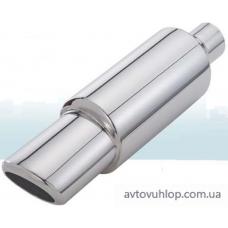 Прямоточний глушник CarEx YFX-0720
