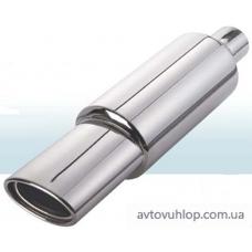 Прямоточний глушник CarEx YFX-0722