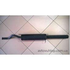 Прямоточный глушитель SKS (ВАЗ-21099, Bandit)
